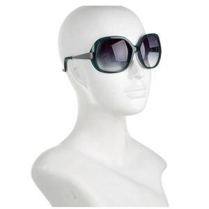 MICHAEL KORS Oversize Gradient Sunglasses